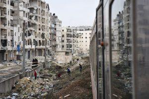 D. Trumpas planuoja Sirijoje sukurti saugumo zonas