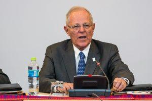 Kyšininkavimu kaltinamas buvęs Peru prezidentas slapstosi užsienyje