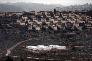 Izraelio vyriausybė pritarė 3 000 naujų namų statybai Vakarų Krante