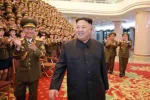 Seulas: Šiaurės Korėja turi dideles cheminių ginklų atsargas