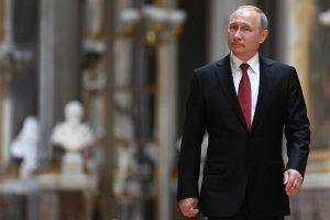 """JAV senatorius: V. Putinas kelia didesnę grėsmę nei """"Islamo valstybė"""""""