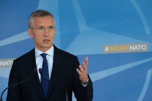 J. Stoltenbergas: NATO ir Rusijos santykiai – sudėtingiausi nuo Šaltojo karo