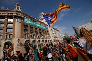 "Ar nerimstanti Katalonija Ispanijoje sukels ""domino efektą""?"