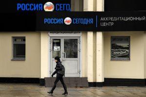 Rusijoje pritarta įstatymui, nukreiptam prieš užsienio žiniasklaidą