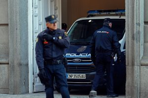 Ispanijoje 20 žmonių įsiveržė į ligoninę ir išvadavo kontrabandininką