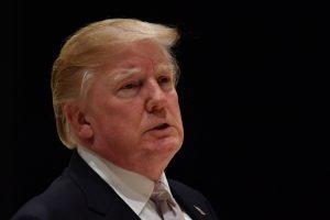 D. Trumpas po vulgaraus pasisakymo apie Afrikos šalis: nesu rasistas