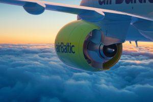 """""""airBaltic"""" vykdys skrydžius iš Rygos į Kazanę"""