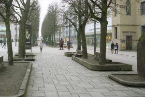 Nuspręsta: J. Vileišio paminklas stovės Laisvės alėjoje