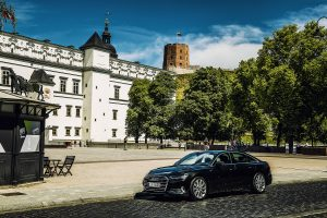 """Naujasis """"Audi A6"""" – jau Lietuvoje"""