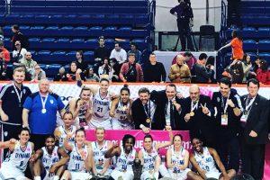 Pirmą kartą moterų Eurolygos čempionėmis tapo Kursko krepšininkės