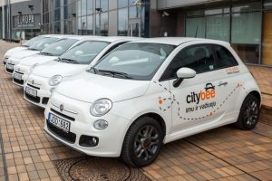"""Ar """"CityBee"""" atsakinga už girto vairuotojo sukeltą žalą?"""