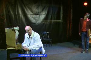 Kauno mažajame teatre – spektaklis apie teatro realybę