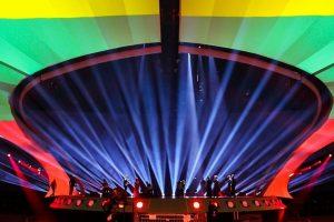 """Kiek Ukrainai kainavo """"Eurovizijos"""" dainų konkursas?"""