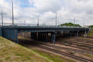 Vilniuje bus rekonstruojamas Rodūnios viadukas