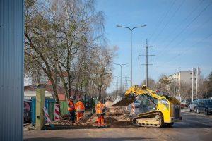Pokyčiai Partizanų gatvėje: patiks ne vien dviratininkams