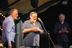 """K. Smorigino koncertas Pažaislyje – festivalio """"Purpurinis vakaras"""" įžanga"""