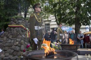 Minimos Gedulo ir vilties, Okupacijos ir genocido dienos (renginių programa)