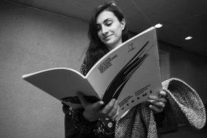 Išgyventi padedanti dramaturgės T. Kavtaradzės kūryba