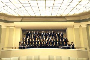 Kauno valstybinis choras pradeda naująjį koncertų sezoną