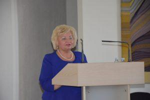 Marijampolės merė: paminklas NKVD darbuotojams turėtų būti nukeltas