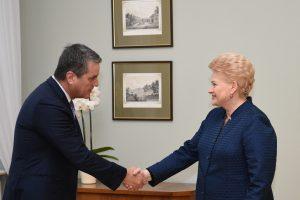 Prezidentė: Pasaulio prekybos organizacijai būtinos reformos