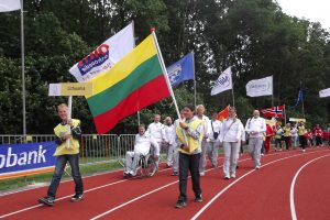 Lietuvos parolimpinis komitetas paskelbs rinktinės sudėtį