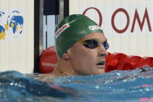 Olimpietis plaukikas M. Sadauskas baigė karjerą