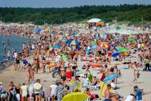 Kurortai ir poilsiavietės savaitgalį: vietų dar galima rasti, bet reikėtų paskubėti