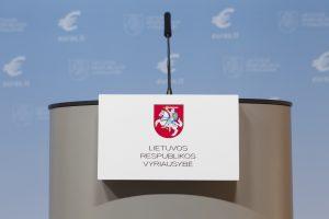 Lietuvos Vyriausybė švenčia 99-ąjį gimtadienį