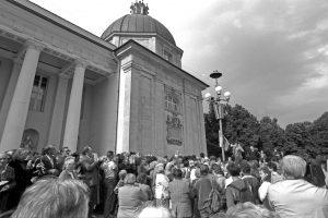 Lietuvos laisvės lyga – buldozeris, praskynęs kelią nepriklausomybei