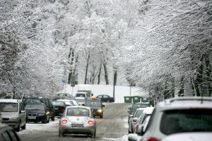 Chemija prieš šaltį: jei žiemos rytą neužvedate dyzelinio variklio