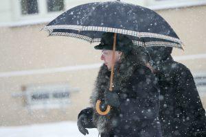 Orai: teks prisiminti žiemą