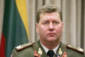 Buvęs kariuomenės vadas nuteistas dėl vairavimo išgėrus