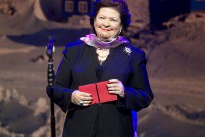 V. Palčinskaitė pristato naują eilėraščių knygą apie vaikystės namus