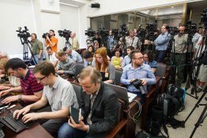Žurnalistika – taiki, bet pavojinga profesija
