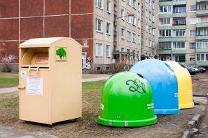 Paprastos gudrybės, kaip tvarkyti atliekas žiemą