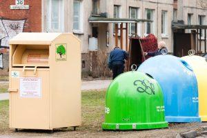 Susijungė dvi atliekų tvarkytojų asociacijos