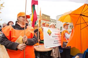 Atvertas kelias svarstyti siūlymą dėl didesnės paramos profsąjungoms