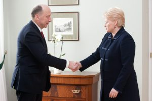 """R. Karbauskis: apie """"MG Baltic"""" įtaką žinojo ir A. Kubilius, ir D. Grybauskaitė"""