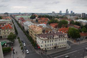 Vilniuje naujų butų parduodama daugiau nei pastatoma