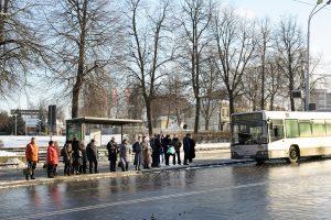 Vilniaus policija ieško eismo įvykio liudininkų
