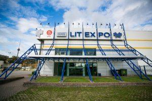 """""""Litexpo"""" pajamos pirmąjį pusmetį augo 2,4 proc."""