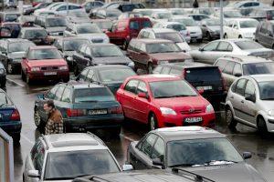 Lietuvoje išaugo naujų ir naudotų automobilių pardavimai