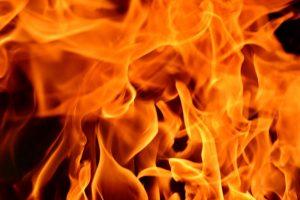 Kalvarijos savivaldybėje per gaisrą žuvo senolė
