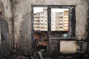 Pragariškas gaisras Šilainiuose: prieš teismą stos paskutinis kaltinamasis