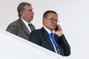 Korupcijos skandalų virtinė Rusijoje