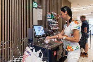 Ar ateityje prekybos centruose sutiksime pardavėjų?