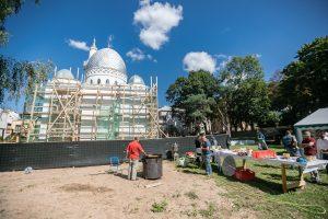 Kaune pirmą kartą surengta viena svarbiausių musulmonų švenčių
