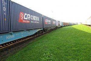 Lietuva tampa tranzito vartais į Kiniją