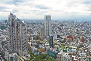 Japonija kovos su persidirbusių žmonių mirties problema